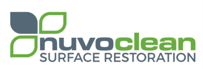 nuvoclean surface restoration logo