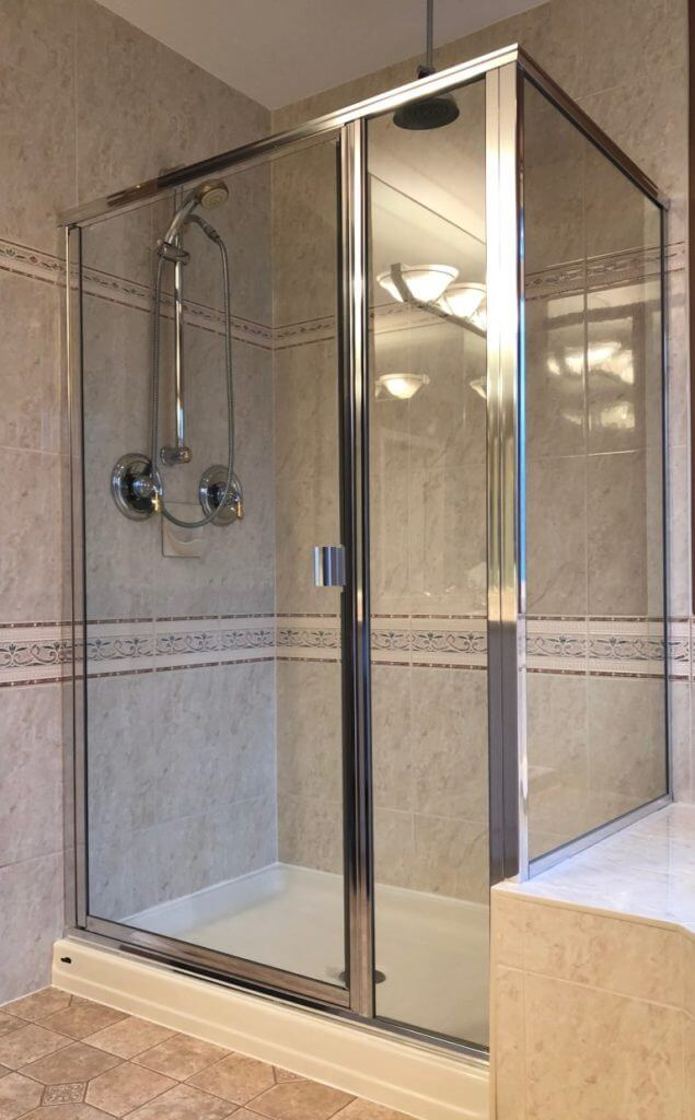 shower stall cleaning vancouver
