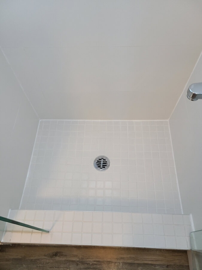 shower stall repair vancouver after