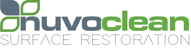 nuvoclean surface reastoration logo