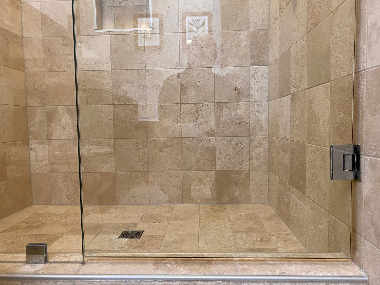 shower glass soap film after 1